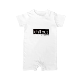 chill out Baby rompers