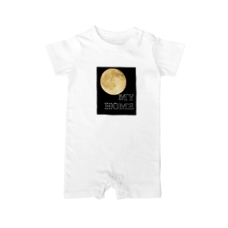 from MOON Baby rompers