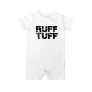 RUFF & TUFF Baby rompers