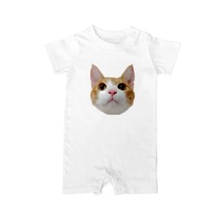 アイプチ猫みたらしカラー -壱- Baby rompers