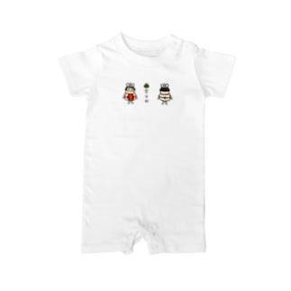 金太郎 Baby rompers