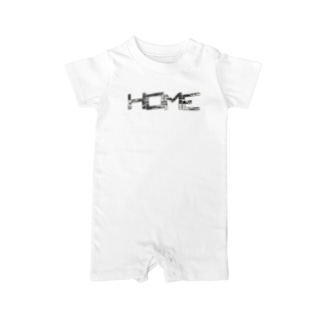 HOME公式グッズ Baby rompers