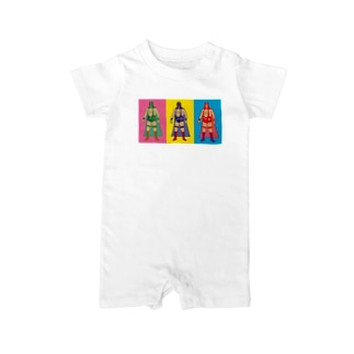 3Ruchas Baby rompers