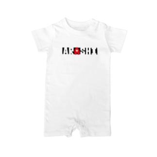 I Love Arashi. Baby rompers