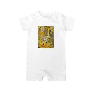 yellowy disco Baby rompers