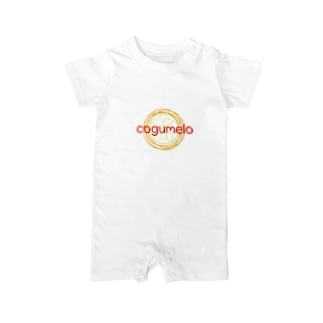 Cogumelo Baby rompers