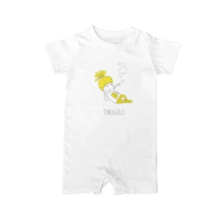 TIMEISGOLD Baby rompers
