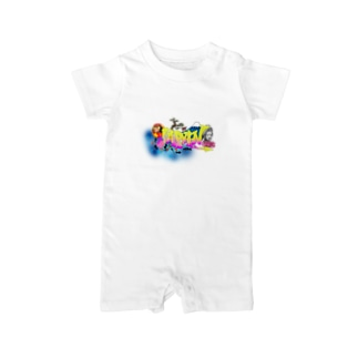 Graffiti グッズ Baby rompers