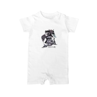 Elza.F.Alf Baby rompers