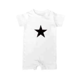 ただの星じゃないんだよ。笑 Baby rompers