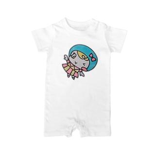 チアリーダーちょむ♥ お好きな色を選んでね✨ Baby rompers