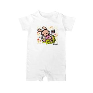 フレフレ~✨日本 Baby rompers