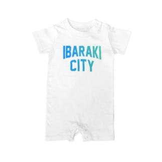 茨木市 IBARAKI CITY Baby Rompers