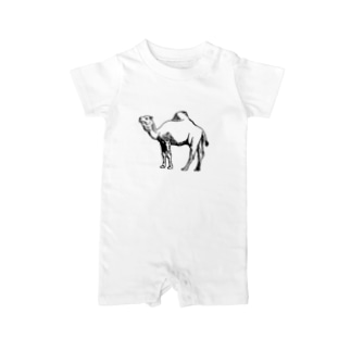 camel Baby rompers