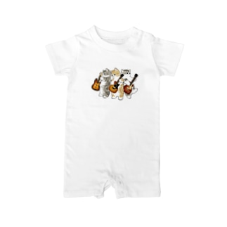 mofusandの君のために歌う「ニャー」 Baby rompers