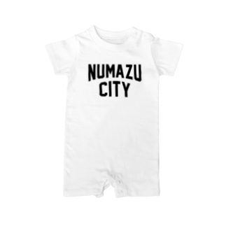 沼津市 NUMAZU CITY Baby rompers