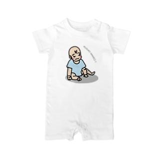 MUSUKO KAWAII Baby rompers
