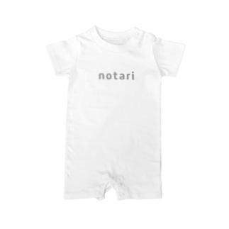 notari Baby rompers
