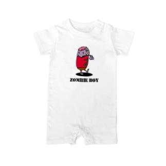 ゾンビ少年 Baby rompers