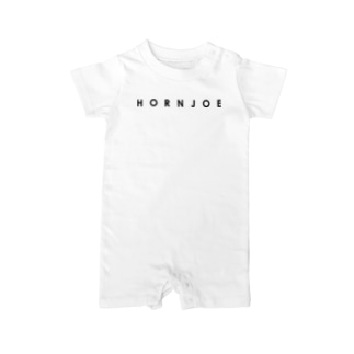 """""""ROGO-TYPE-A"""" Baby rompers"""