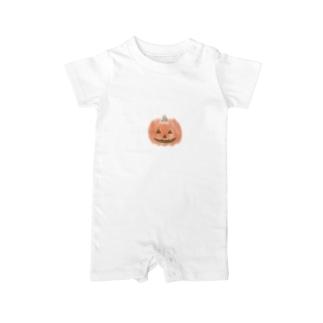 かぼちゃ Baby rompers