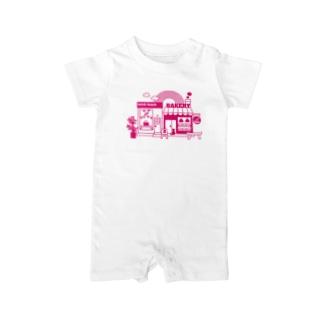 雑貨屋&パン屋 Baby rompers