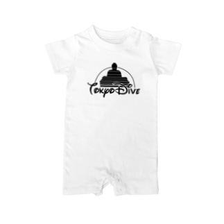 TokyoDive Baby rompers