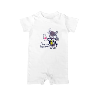 CT77水牛 Baby rompers