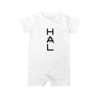 HAL専用 Baby rompers