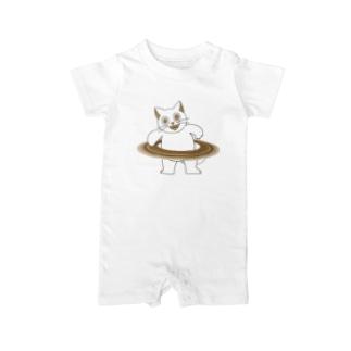 土星猫 Baby rompers