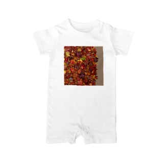 「秋のぽぉけっと。」AZTB05 Baby rompers