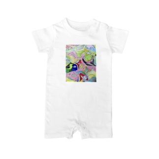 World dance Baby rompers