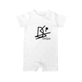 DeSpa 公式 Baby rompers