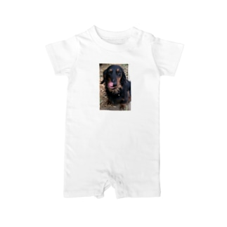dog Baby rompers