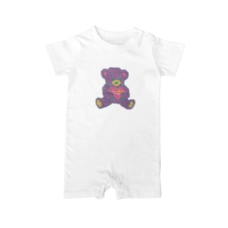 BEAR Baby rompers