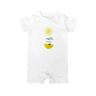 Campail Origin Baby rompers