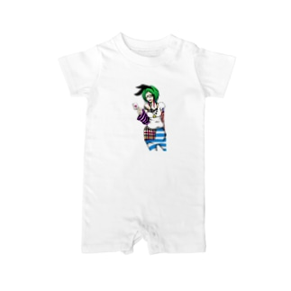 gumi Baby rompers