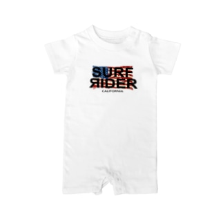 SURF RIDER Baby Rompers