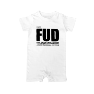 FUD Baby rompers