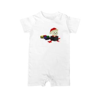 らぼりんをプレゼント Baby rompers