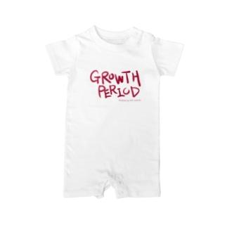 成長期 Baby rompers