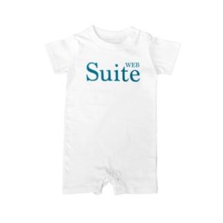 Suite WEB Baby rompers
