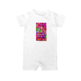 25.M.R.B Baby rompers