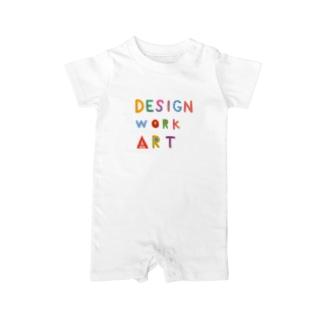 DESIGN WORK ART  Baby rompers