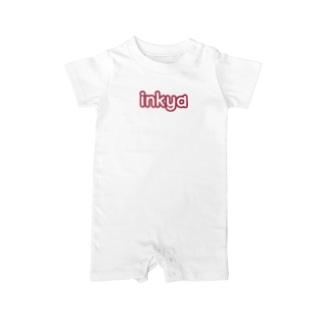 inkya Baby rompers