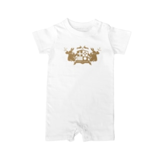 F.C.ALICE OFFICIAL GOODS Baby rompers