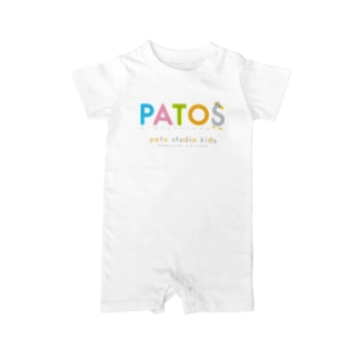 PATOS KIDS Baby rompers