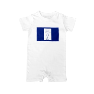 blueribbon Baby rompers