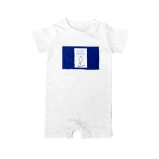 blueribbon Baby rompers