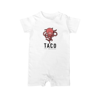 TACOtheSNEAKERS Baby rompers